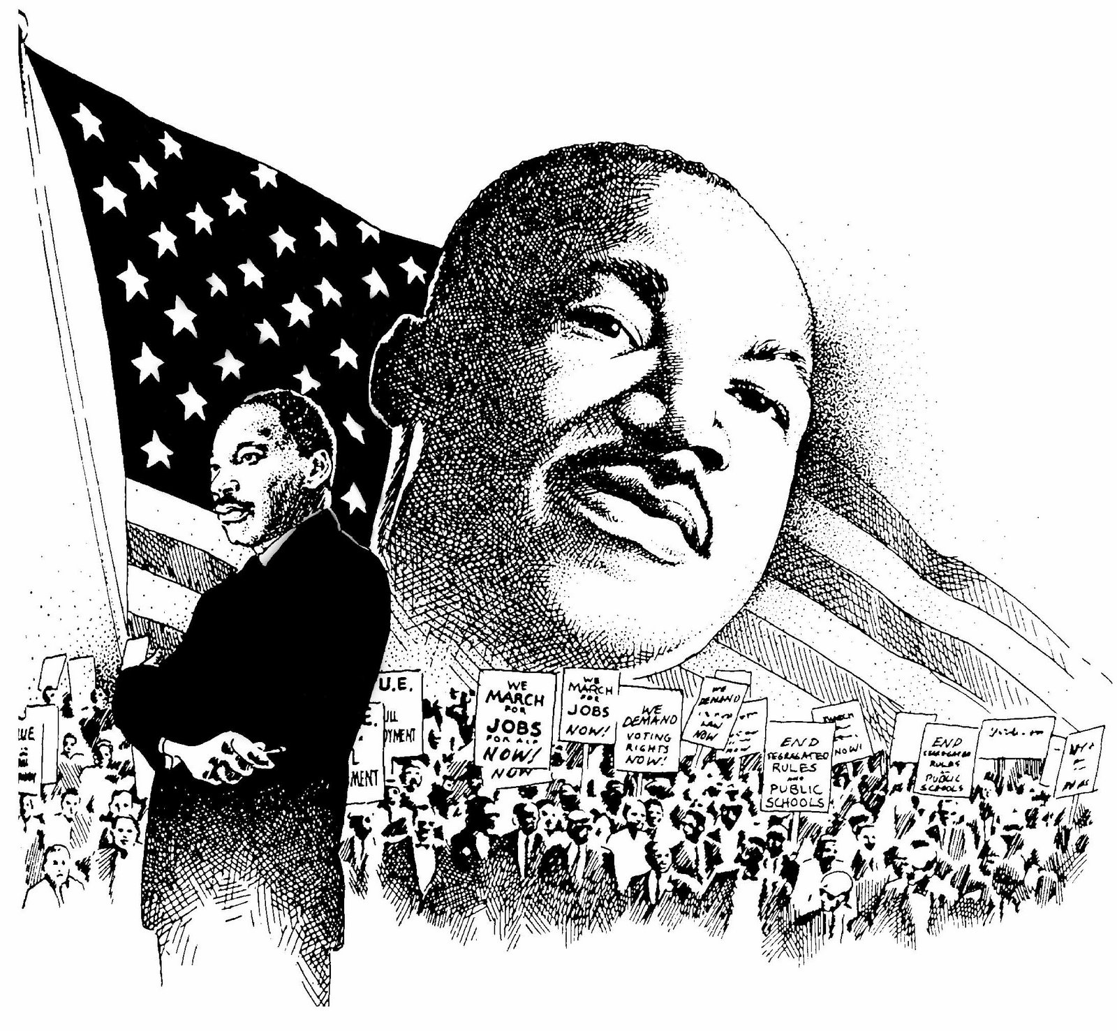 Yes, Henry Payne, Martin Luther King Really Did Support Affirmative Action
